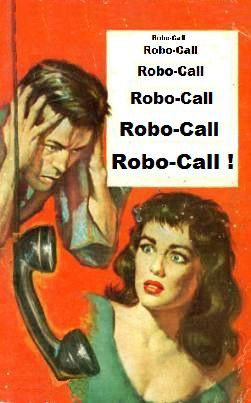 Robocalls by Mike Licht