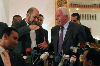 Abbas, the president of the PA, had called for presidential and legislative elections before September [AFP]