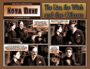 Nota Bene #92 The Liar, the Witch and the Oilman