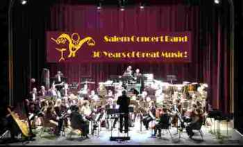 Salem Concert Band Presents Songs of the American West
