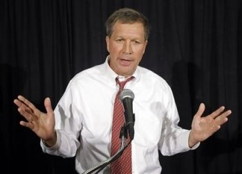 Ohio Governor Kasich