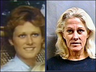 Diane Downs then and now