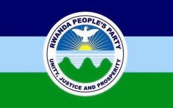 Rwanda Peoples Party banner