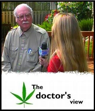 Dr. Phil Leveque and Bonnie King during a Salem-News.com interview