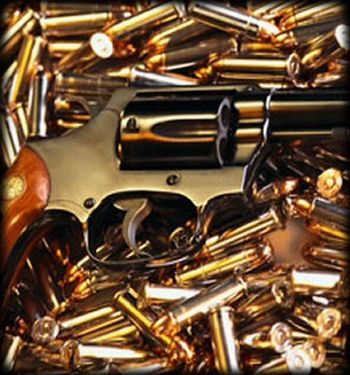 Pistol from George's Hole in the Wall Gun Shop