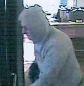 Suspect in robbery at the Washington Federal Savings branch in Corvallis