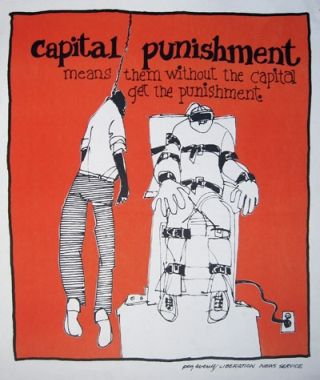 topic sentence for should capital punishment be abolished The history of capital punishment is replete with examples of botched executionslethal injection is the latest technique, first used in texas in l982, and now mandated by law in a large majority of states that retain capital punishment.