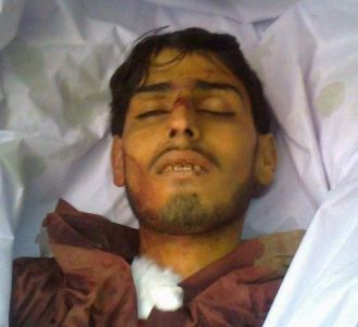 Faris Baloch S/O Rafique Baloch- shot dead by military.