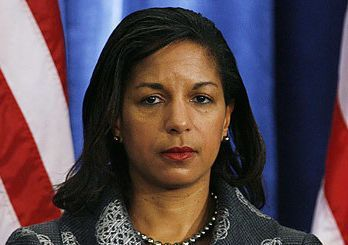 Embattled U.N. Ambassador Susan Rice