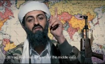 The thing about bin Laden is that every fourth man in the Middle east