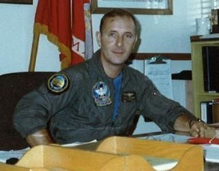 Jim Sabow was a career Marine, a Harrier pilot, third in command of El Toro, and he wasn't going to allow the illegal drug running to keep taking place on his base.