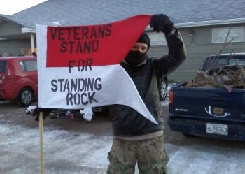 Standing Rock Sioux Reservation