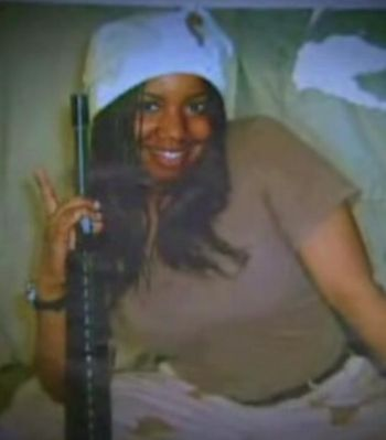 Pfc Lavena Johnson