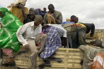 Ethiopians detained