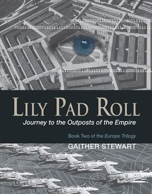Book: Lily Pad Roll by Gaither Stewart