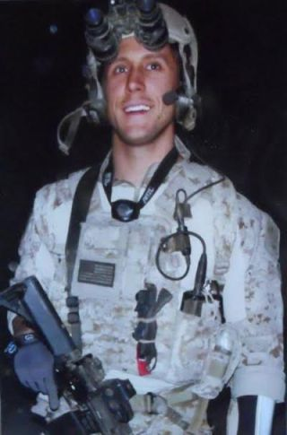 U.S. Navy SEAL Michael Strange was lost with other members of SEAL Team 6