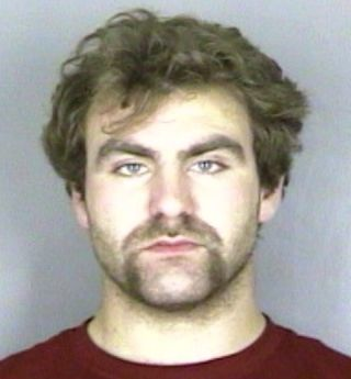 Oregon Murder suspect 22-year old Hugh Crow II