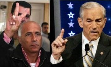 Mordechai Vanunu and Ron Paul