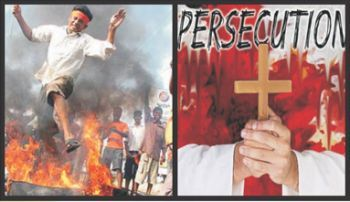 Christian persecution in India