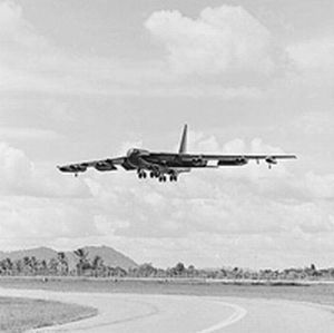 U-Tapao Air Base, Thailand, 1972