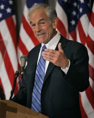 RON PAUL Stands Out Among Republicans as a Man of Change - Salem-News ...