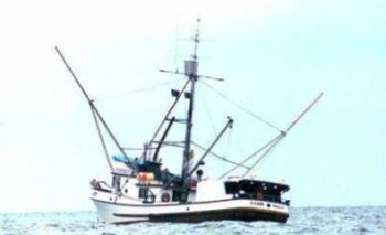 Wreckage of sunken vessel recovered off Oregon