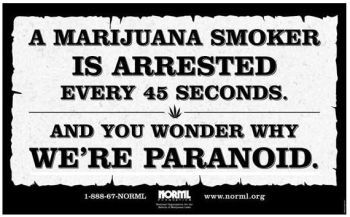 NORML sign