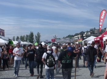 Seattle Hempfest 2010