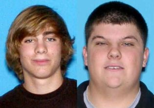 20-year old Wesley Kirk and 20-year old Robert Riggi, both of Keizer, were arrested without incident, and charged with second-degree Arson in the January 27, 2010 fire.