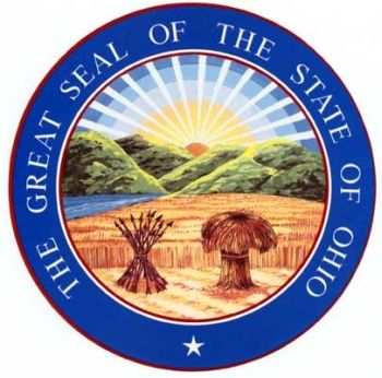 Seal of the state of Ohio