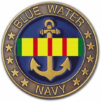 Blue Water Navy coin