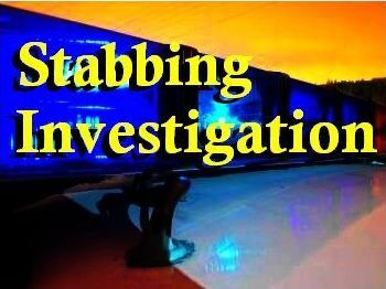 Stabbing investigation logo