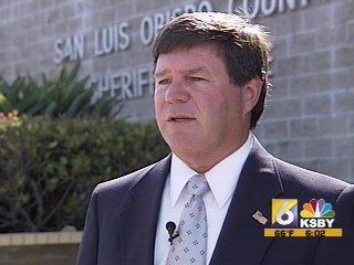 SLO County Sheriff Pat Hedges