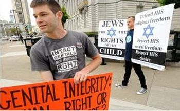 Jewish anti-circumcision movement