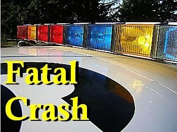 Fatal crash art