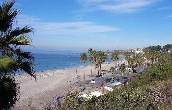 Aliso Beach in South Laguna