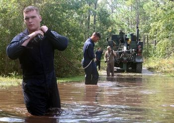 Camp Lejeune cleanup efforts