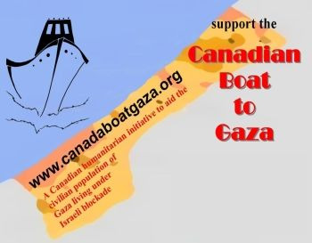 Canadian Boat to Gaza