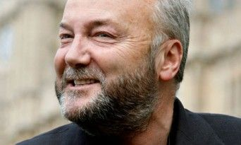 Press TV: George Galloway is the channel's best-known UK contributor. Photograph: Alessia Pierdomenico/Reuters