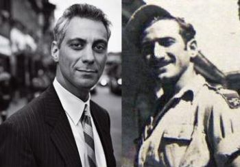 Irgun, the army of Rahm Emanuel's father, is short for Irgun Zvai Leumi