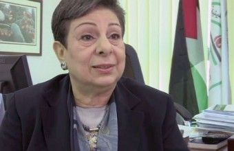 PLO Executive Committee member, Dr. Hanan Ashrawi