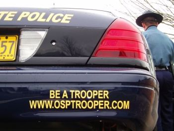 how to become a oregon state trooper