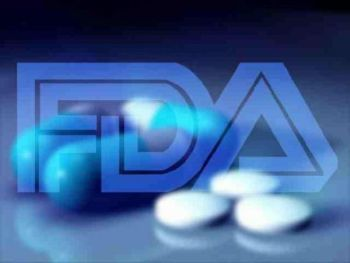 FDA logo and pills