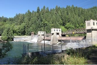 Leaburg Hydroelectric Project Historic District