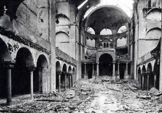 Zionists Plan Kristallnacht II for the West Bank