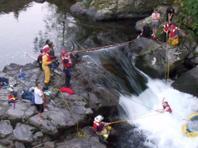 Rescue Crews Work Quickly to Save Man Trapped Under