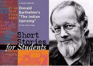 An analysis of the story the indian uprising by donald barthelme