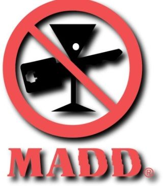 MADD gets a 'D' rating.