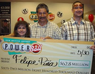 New Mexico Powerball winner