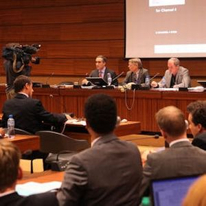Sri Lanka Genocide meeting at UN